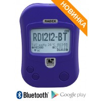 Дозиметр радиации RADEX RD1212-BT Bluetooth